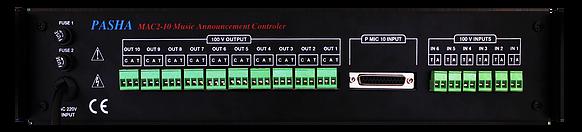 MAC10 Anons Kontrol Modülü